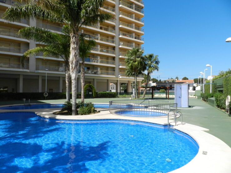 Calpe – Modern apartments with all comforts near the beach!
