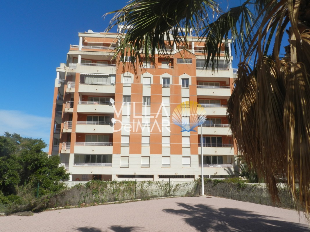 Calpe – A two story penthouse with a private swimming pool