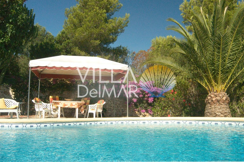 Denia – Villa in wonderful panoramic view location on the edge of the Montgo Nature Reserve!