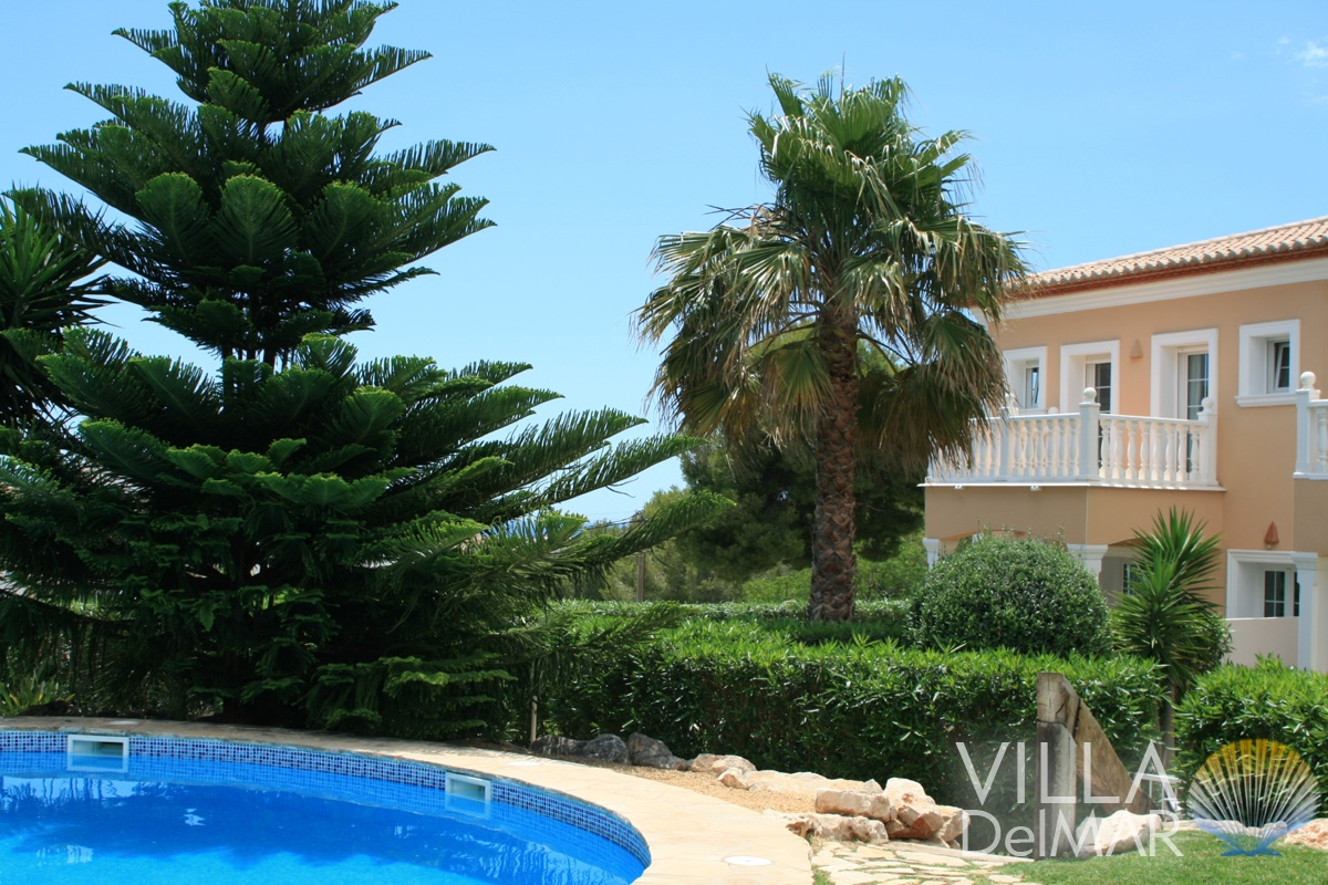 Calpe – 3 bed bungalow in Mediterranean style!