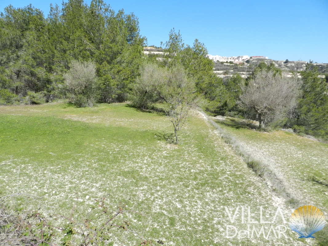 Benissa – Finca plot only a few minutes to the centre!