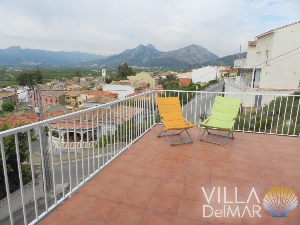 Denia – Detached villa away from tourism in Sanet y Negral!