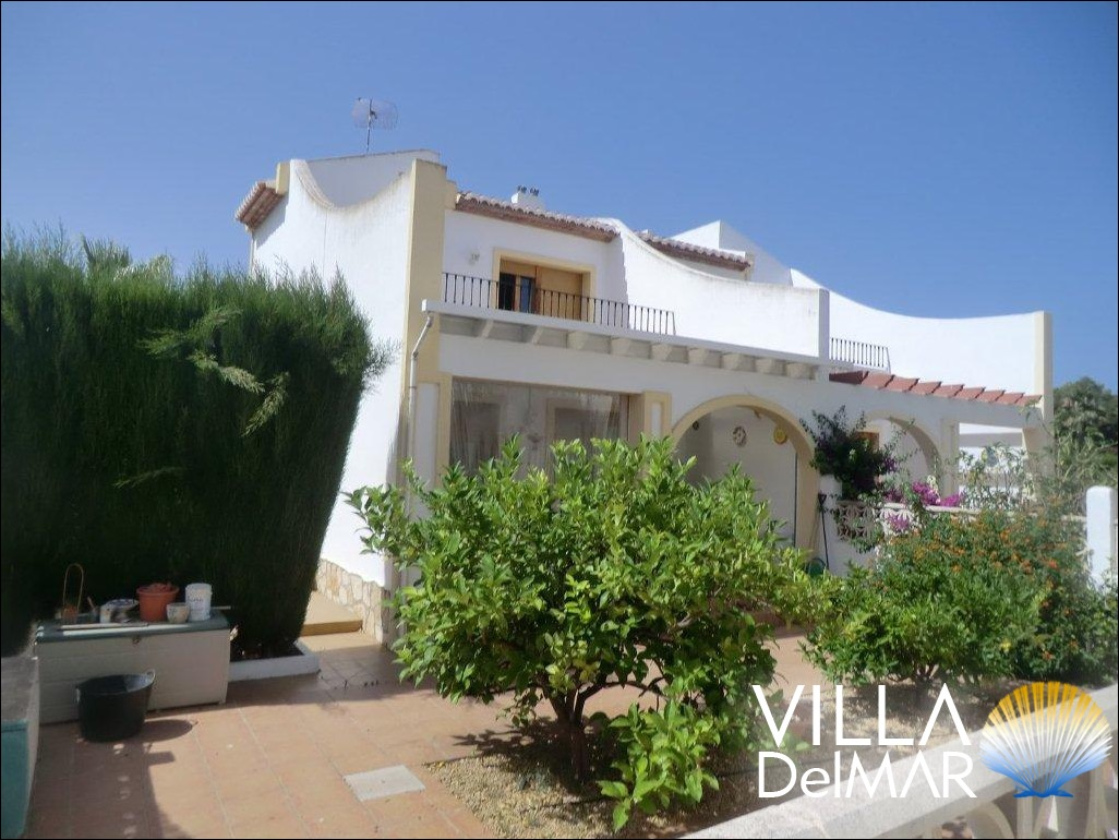 Calpe – Holiday home only 5 minutes walk to the beach and promenade!