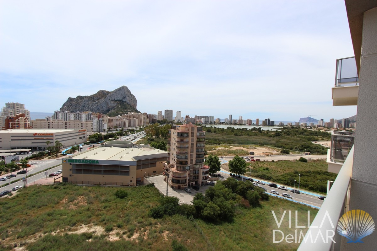 Calpe – Newly build apartment near shops and beach!