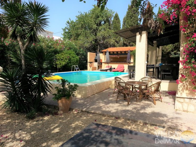 Altea – Country house in central location and only a few minutes to the sea!