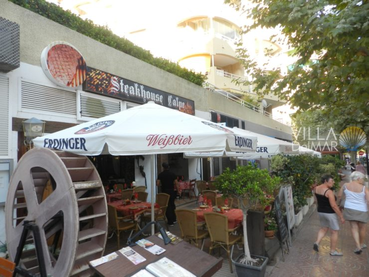 Calpe – Very well-established restaurant in the center!