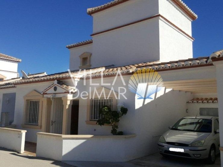 Calpe – Chalet in very well maintained complex with community pool!
