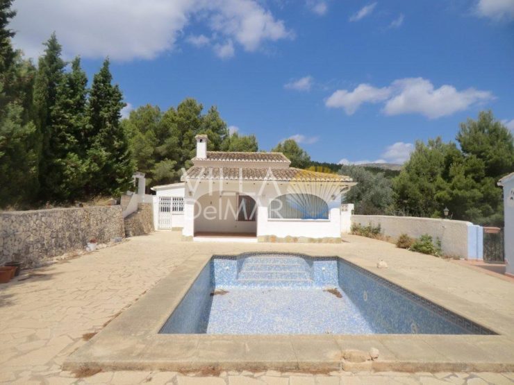 Benissa – Chalet in a beautiful location between Calpe and Benissa!