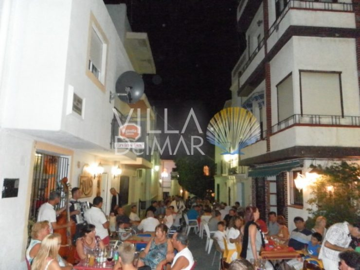 Calpe – Popular restaurant for sale in the heart of the old town!