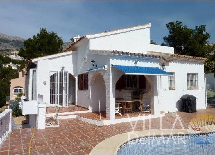Altea – Cozy well maintained chalet with private pool!