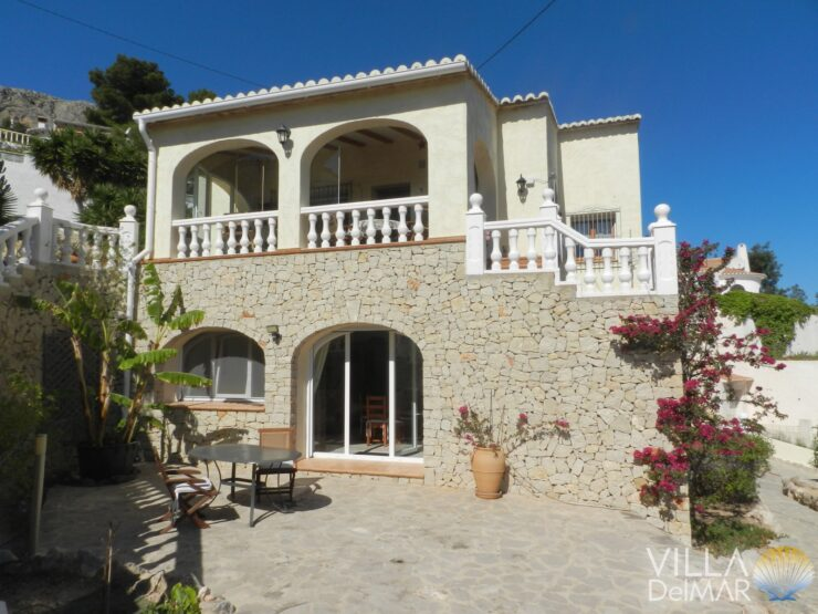 Calpe – Villa with unique panoramic sea and country views!