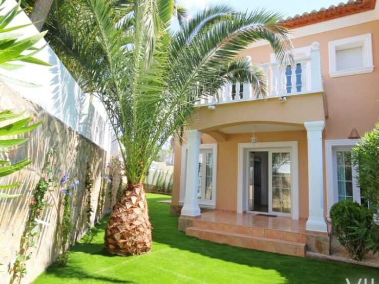 Calpe – Holiday home in a beautiful Mediterranean residential area!