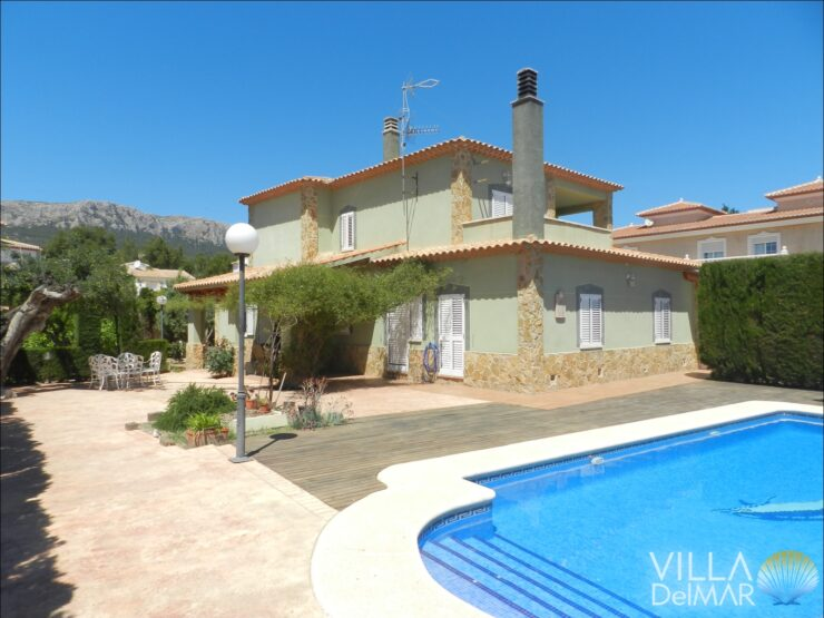 Calpe – Family friendly villa near center and all public facilities!