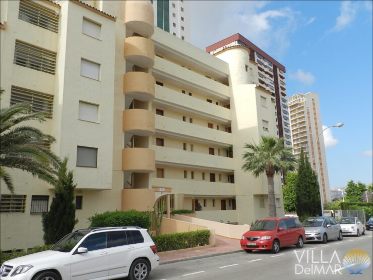 Calpe – Nice apartment only 100 meters to the beach!