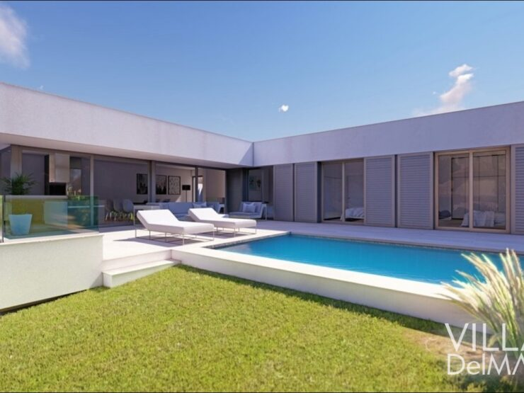 Calpe – Modern villa in a sunny location with sea view!