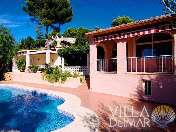Altea – Well maintained property with beautiful views and private pool!