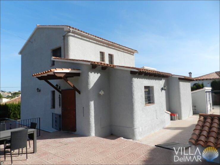 Calpe – Villa just 600 meters to the beach and marina Puerto Blanco!