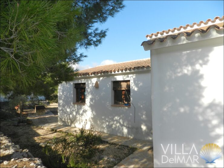 Lliber – Family-friendly country house between Gata de Gorgos and Lliber!