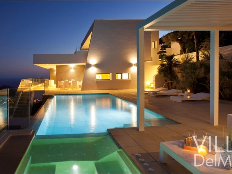 Benitachell –  Luxury villa with breathtaking sea view, ready to move in!