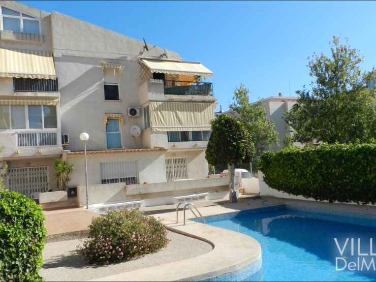 Altea – Family-friendly apartment only 150 meters to the promenade, beach and marina!