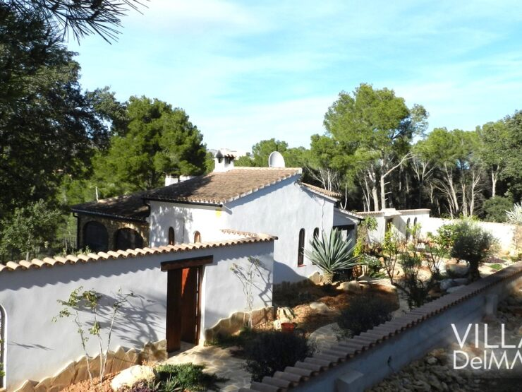 Lliber – Country house in idyllic location close to Benissa and Jalon!