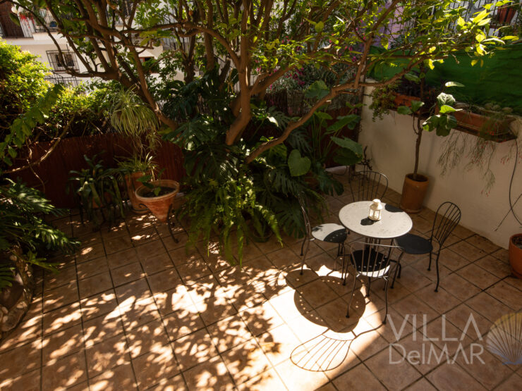 Altea – 4 bedroom townhouse on the edge of the old town!